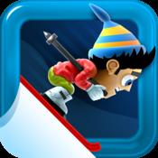 App Icon: Ski Safari