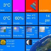 App Icon: Kachel Wetter 1.6