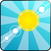 App Icon: SunTrajectory.net