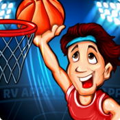 App Icon: Basketball - Wirf coole Körbe