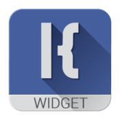App Icon: KWGT Kustom Widget Maker