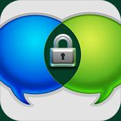 App Icon: iEncryptText - Protect your private messages (SMS/email etc.) 2.10