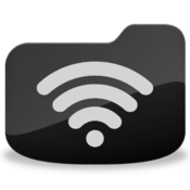App Icon: WiFi Datei-Explorer