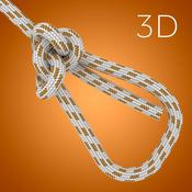 App Icon: How to Tie Knots 3D 1.0.4