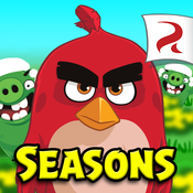 App Icon: Angry Birds Seasons