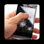 App Icon: Broken Screen: Crack Screen