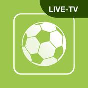 App Icon: Fussball Live App Fußballfunk für Bundesliga, Pokal und Champions League 5.0.0