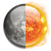 App Icon: Sun and Moon