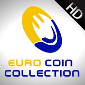 App Icon: Euro Münzen Sammlung HD - mit 2 Euro Sondermünzen 1.8