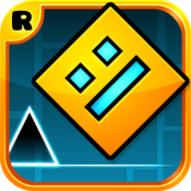 App Icon: Geometry Dash