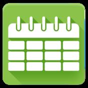 App Icon: Stundenplan Deluxe Retro