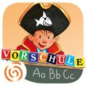 App Icon: Capt'n Sharky: Erste Buchstaben (Lernerfolg Vorschule) 2.2