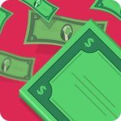 App Icon: Make It Rain: Love of Money