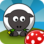 App Icon: Gravity Sheep FREE(Physics 2d)