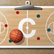 App Icon: Basketball coach's clipboard