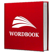 App Icon: WordBook English Dictionary