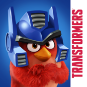 App Icon: Angry Birds Transformers