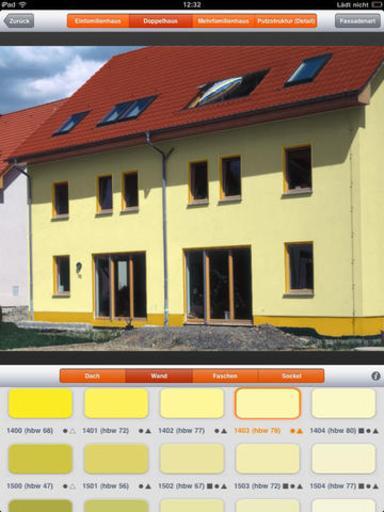 Fassadengestaltung software kostenlos  quick-mix Hausdesigner: Fassaden per App neu verputzen - iPhone ...