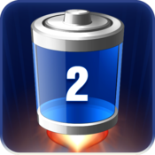 App Icon: 2 Battery - Battery Saver