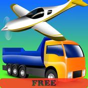 App Icon: Fahrzeuge für Kleinkinder FREE