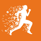 App Icon: RockMyRun - Workout Music for Running, Walking, Fitness, the Gym and Exercise 4.4.4