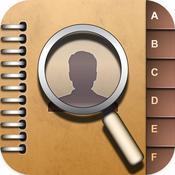 App Icon: iContacts+ (Kontakte Sortieren nach Eintragsdatum und erweiterte Suche) 2.3