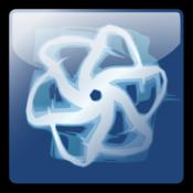 App Icon: Morphyre Music Visualizer