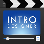 App Icon: Intro Designer for iMovie 2.9