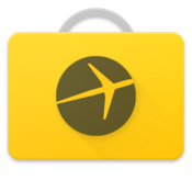 App Icon: Expedia Hotels, Flüge & Autos