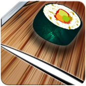 App Icon: Sushi Slash HD