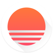 App Icon: Sunrise-Kalender