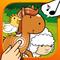 Tiere Stimmen für Kleinkinder und Kinder mit Bauernhof