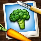 App Icon: Das Foto-Kochbuch – Vegetarisch 3.0