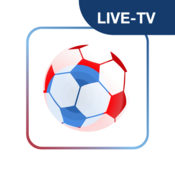 App Icon: EM 2016 App - Live TV by TV.de