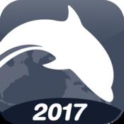 App Icon: Dolphin Zero Incognito Browser