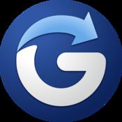 App Icon: Glympse – Standort teilen