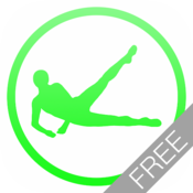 App Icon: Tägliches Beintraining GRATIS