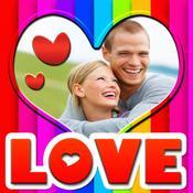 App Icon: Beste Liebe Frames 2.1