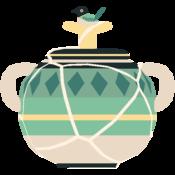 App Icon: Kintsukuroi