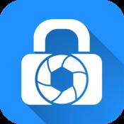 App Icon: Bilder verstecken - LockMyPix
