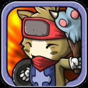 App Icon: Cat Krieg