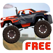 App Icon: Top Truck Free - Monster Truck