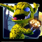 App Icon: Greedy Grablins