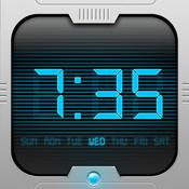App Icon: Classic Clock free (Background Alarm + Weather) 1.7.0