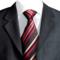 Wie man eine Krawatte bindet